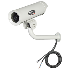 Ganz Network Camera In Heated Enclosure True Day Night 720p 3-8mm