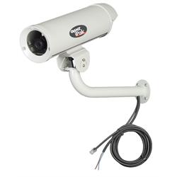 Ganz Network Camera In Heated Enclosure True Day Night 1080p 12-3