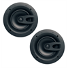 Channel Vision Premium 8 Inch Round In Ceiling Speaker Pair