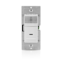 Leviton Motion Sensing Wall Switch Occupancy Detector Auto On/Off 120V 600W/5A