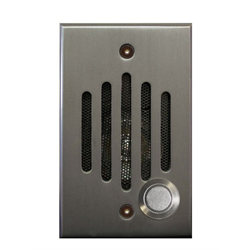 Channel Vision Door Station with Colour Camera Flush Oil-Rubbed Bronze CAT5