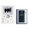 Aiphone PTZ HandsFree Color Video Intercom Set With Memory