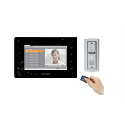 Kocom Video Intercom With Sd Recorder Black 7 Quot Colour Lcd