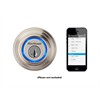 Weiser Kevo Bluetooth Deadbolt Lock Satin Nickel