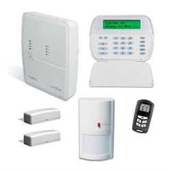 DSC Alexor PC9155 Distributed Wireless Alarm System Package
