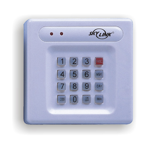 Kp 434 Wall Mount Secure Numeric Keypad