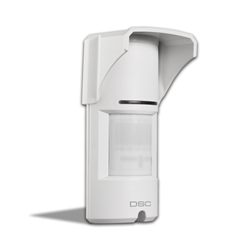DSC Outdoor Motion Detector PIR and Microwave Pet Immune Form C