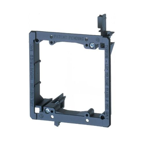 Low Voltage Wall Mounting : Lv arlington low voltage bracket for drywall or