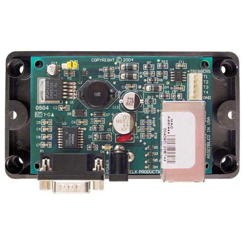 M1xep Elk M1 Series Ethernet Interface