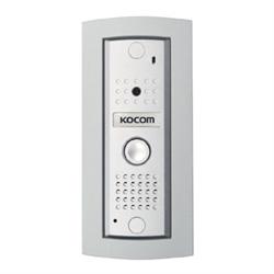 Kocom 2 Wire Audio Video Slim Front Door Station