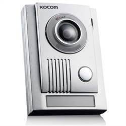 Kocom 4 Wire Audio Video Front Door Station