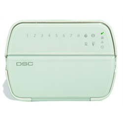 DSC 8 Zone LED Keypad English