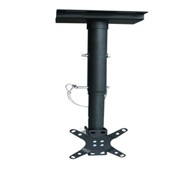 Prime Mounts Ceiling TV Mount 13-27 Inch, Drop 11-25 Inch 25 Kg