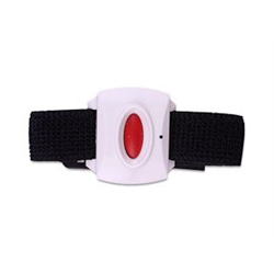 Alula Honeywell / 2Gig Compatible Wireless Panic Button, Wrist and Pendant