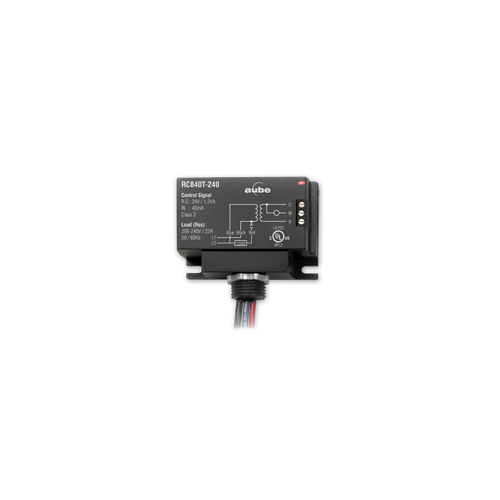 Rc840t 240 Aube 240v Relay With Built In 24v Transformer
