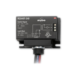 Aube 240V Relay With Built In 24V Transformer