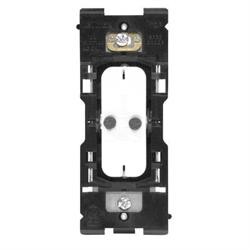 Leviton Renu Single Pole Wall Switch 120/277VAC 15A Base Only
