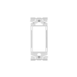 Leviton Renu Adapter Ring For Decora White