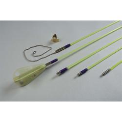 LSDI RR30 RoyRods 30ft. Quick Connect Rod Kit