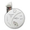 First Alert ONELINK Battery Powered Smoke Detector With Wireless Interconnect
