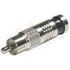 SNS Compression RCA Male for RG6