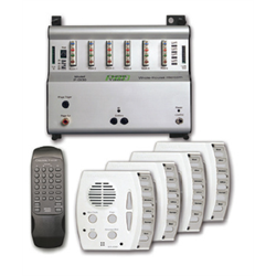 Channel Vision CAT5 Whole-House Intercom Kit with 4 Stations