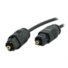 Startech 6 Foot Toslink SPDIF Cable