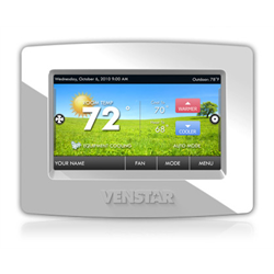 Venstar Colortouch Digital Thermostat With Colour Touch Screen