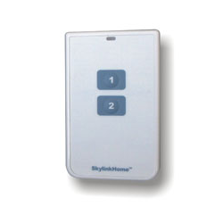 Skylink 2 Button Wireless Remote For Skylinkhome Receivers