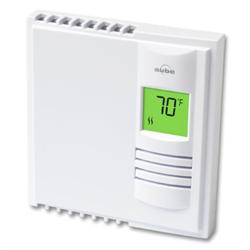 Honeywell Aube Non-Programmable Thermostat 240V, Quiet TRIAC Based