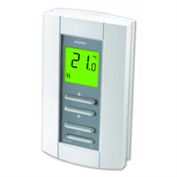 Honeywell Aube Thermostat Non-Programmable 120VAC Single Pole