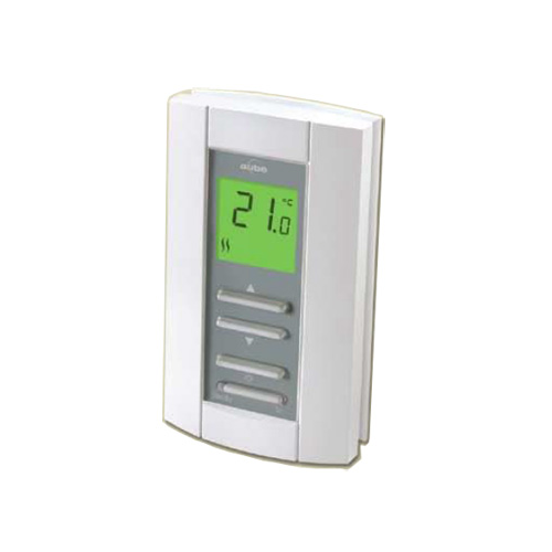 Th114 A 240d Aube Non Programmable Thermostat 240v Dpst