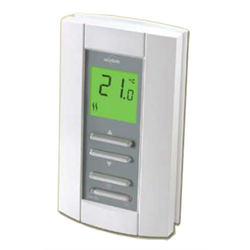 Honeywell Aube Non-Programmable Thermostat 240V DPST (TH114-A-240D-B)