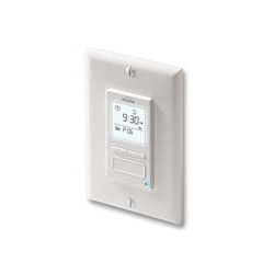 Aube Electronic Timer Switch With Sunrise/Sunset Single or 3 Way