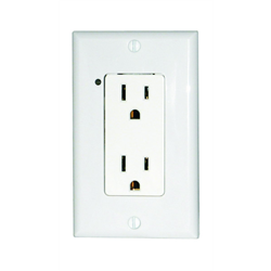 Simply Automated UPB Receptacle White