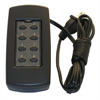Simply Automated UPB Table Top 8 Button Controller - Black