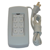 Simply Automated UPB Table Top 8 Button Controller - White