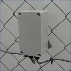 Vib100 Flair Fence Vibration Sensor Nema4x 9 15vdc