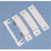 Flair Surface Mount Contact 2.5 Inch - White