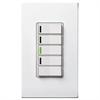 Leviton Vizia RF+ 4 Button Zone Controller