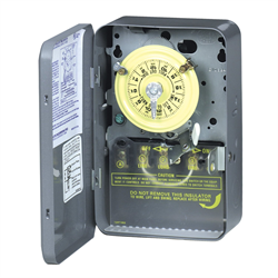 Intermatic Timer NEMA1 250V DPST