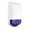 DSC Wireless Outdoor Siren with Blue Strobe for Alexor
