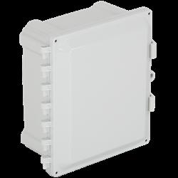 STI EnviroArmour Polycarbonate Enclosure, Opaque  10x10x6