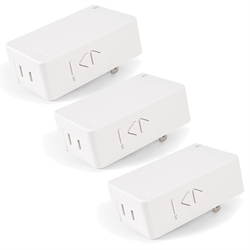 Insteon LampLinc Plug-In Lamp Dimmer 3 Pack Special