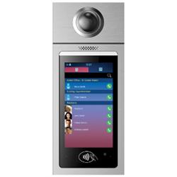 WatchNET SIP Intercom Master Door Station, LCD, 2.1MP Camera, Access Control