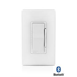 Leviton Decora Digital Bluetooth Enabled Dimmer, Timer for Incandescent,CFL, LED