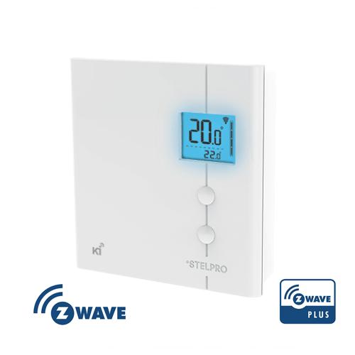 Stzw402 Stelpro Zwave Line Voltage 120v 240v Baseboard