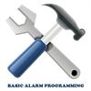 Programming or Set Up Charge, Basic Alarm