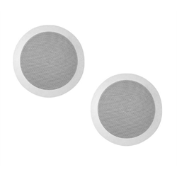 Channel Vision 5.25 Inch In-Ceiling Speaker Pair