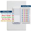 Homeseer WD200+ Zwave Plus Wall Dimmer